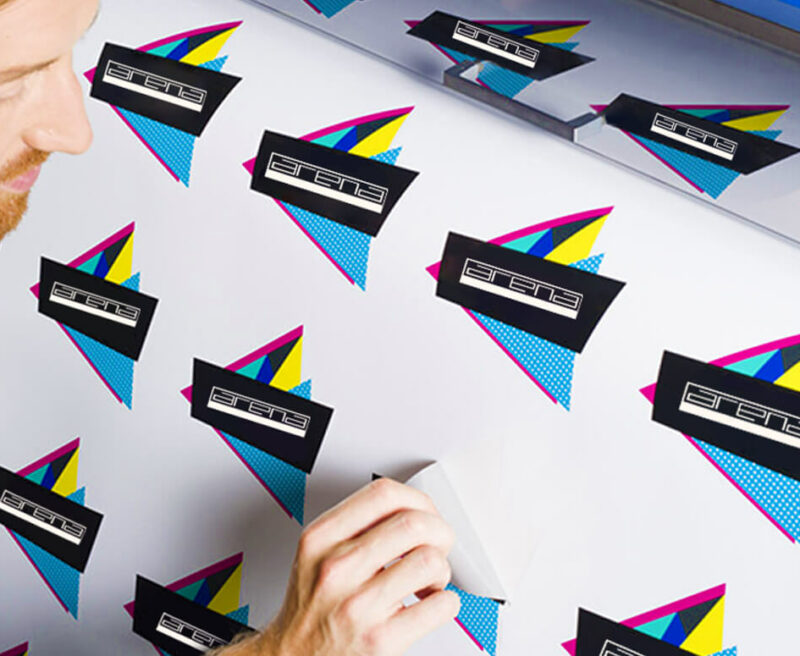 etiket baskı tasarımı nasıl yapılır ve püf noktaları nelerdir?