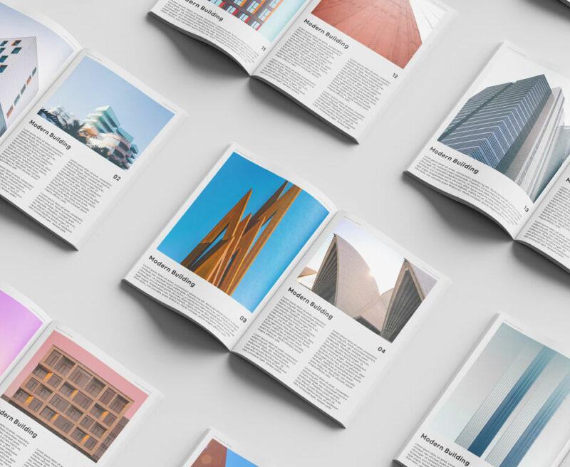 firmanızı tanıtan kurumsal kataloglar